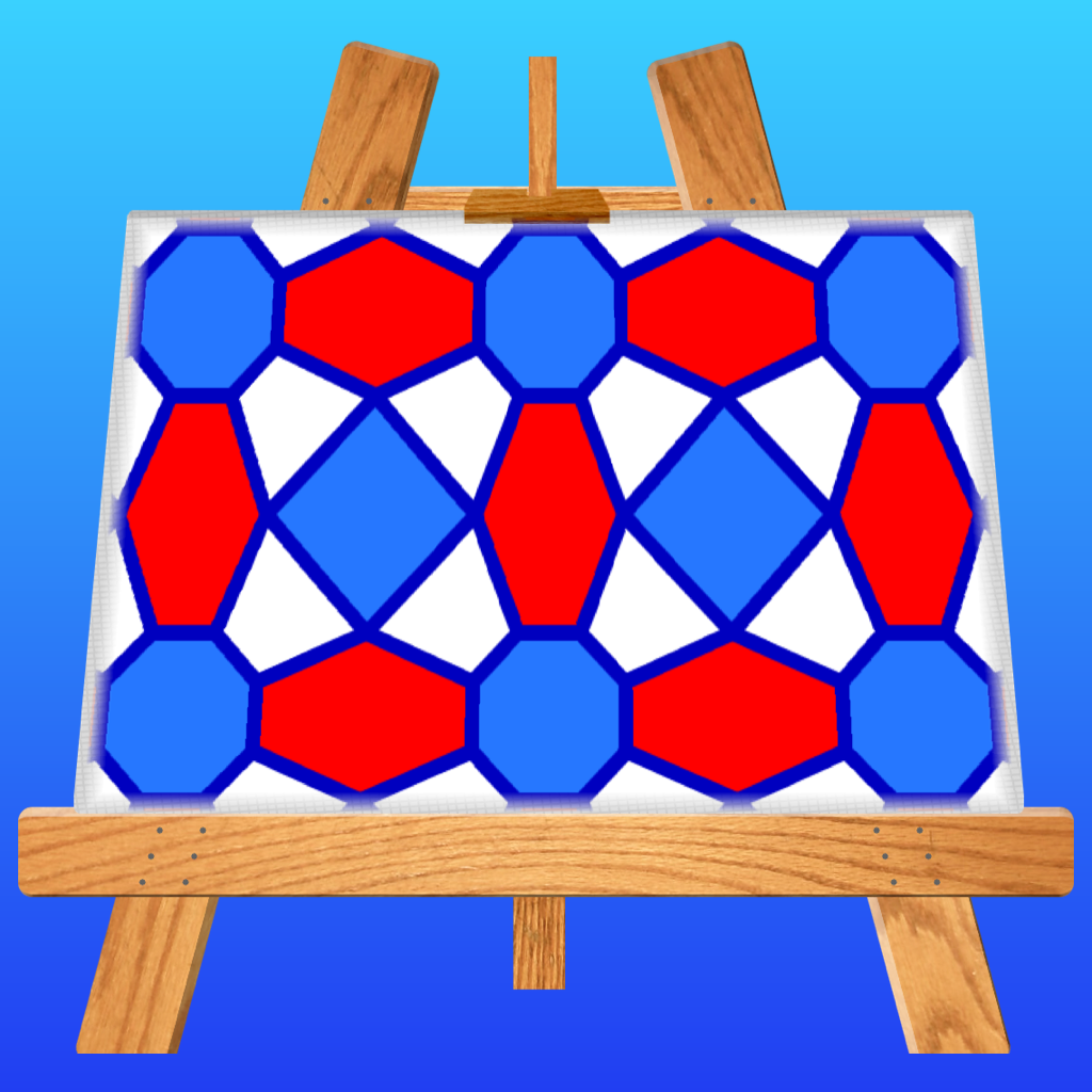 Pattern Artist - Easily Create Patterns and Abstract Art